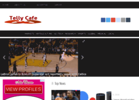tellycafe.com