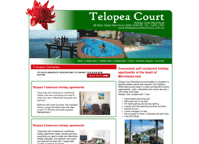 telopeacourtmerimbula.com.au