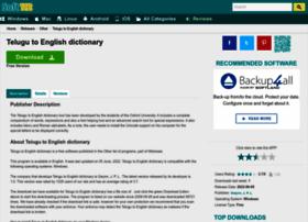 telugu-to-english-dictionary.soft112.com