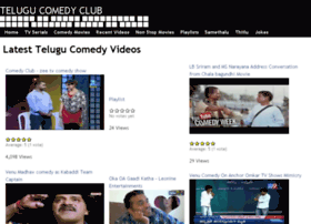 telugucomedyclub.com