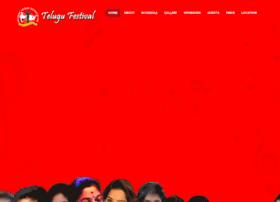 telugufestival.org