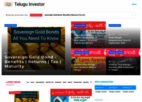 teluguinvestor.com