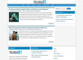 teluguno1.com