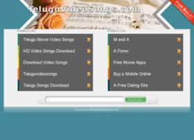 teluguvideosongs.com