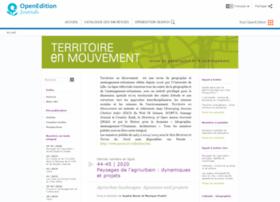 tem.revues.org