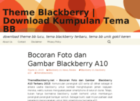 temablackberry.net