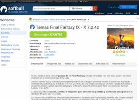 temas-final-fantasy-ix---x.softbull.com