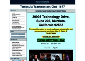 temecula.toastmastersclubs.org