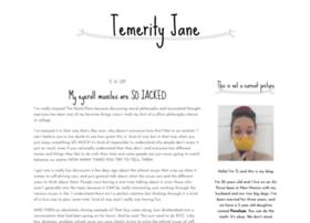 temerity-jane.com