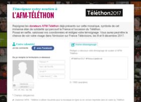 temoignage.telethon.fr