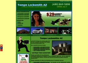 tempelocksmithsaz.com