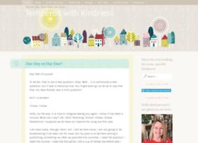 temperedwithkindness.com