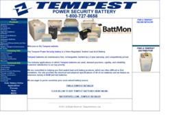 tempestbatteries.com