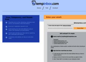 tempinbox.com