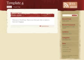 template-4.bradswebsites.com