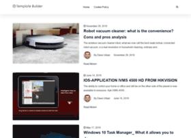 template-builder.com