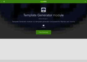 template-generator-module.apponic.com