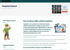 templates-general.com