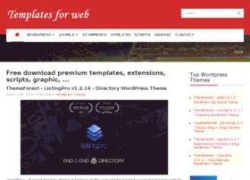 templatesforweb.com