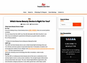 templatezonestore.com