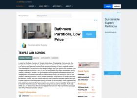 temple.lawschoolnumbers.com