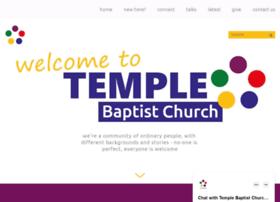 templebaptist.org.uk
