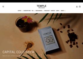 templecoffee.com