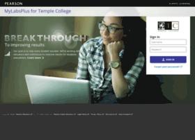 templejc.mylabsplus.com
