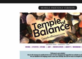 templeofbalance.com