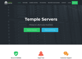 templeservers.com