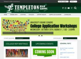 templetonhs.schoolloop.com