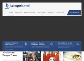 tempocoachhire.co.uk