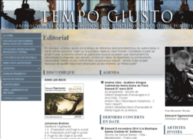 tempogiusto.org