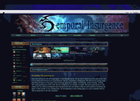 temporalinsurgence.guildlaunch.com