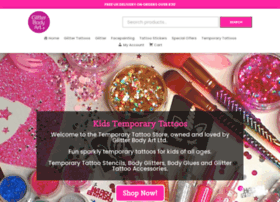 temporarytattoostore.co.uk