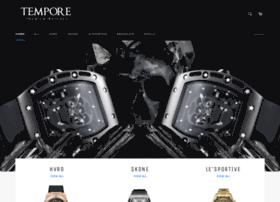 temporewatches.com