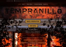 tempranillorestaurant.com