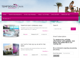 temptationresorts.net