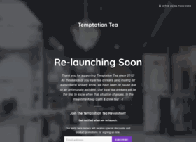 temptationtea.com
