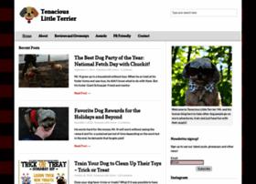 tenaciouslittleterrier.blogspot.com