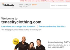 tenacityclothing.com
