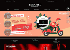 tenamydcosmetic.com