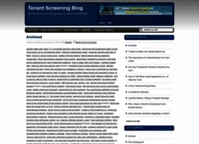 tenantscreeningblog.com