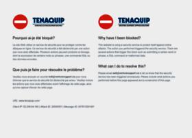 tenaquip.com