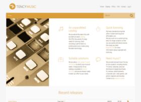 tencymusic.com