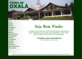 tendadeoxala.com.br