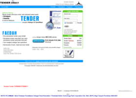 tenderdirect.com.my