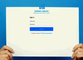tenderlibrary.com