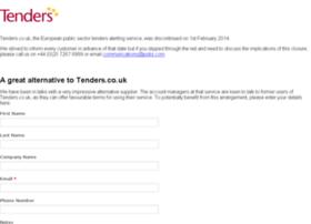 tenders.co.uk