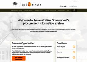 tenders.gov.au